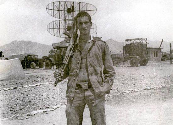 Александр Белый-Кругляков, фото из личного архива