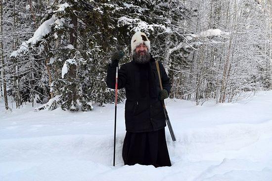 Протоиерей Александр Белый-Кругляков, фото из личного архива