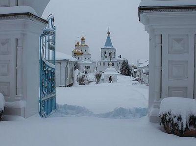 Ограблен Молченский женский монастырь в Путивле