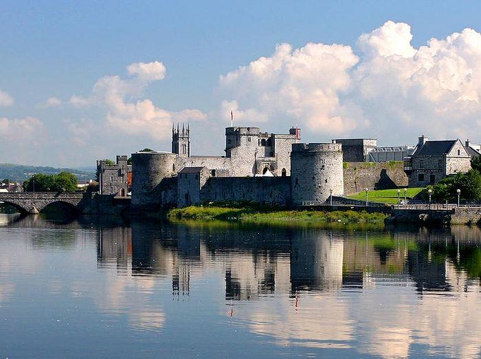 Лимерик, Ирландия