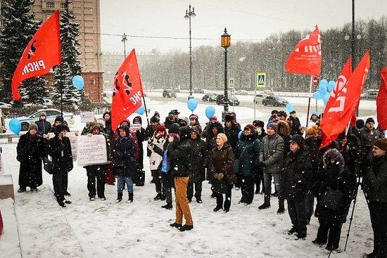 """Фото: Александра Полукеева/ИА """"Росбалт"""""""