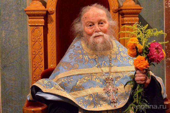 Отец Венедикт. Успение Пресвятой Богородицы. 2017 г.