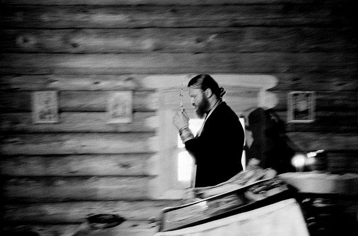 Крещение. Ноябрь 2012.