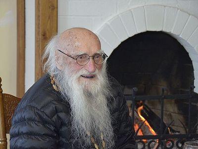Отошел ко Господу один из старейших клириков Русской Церкви схиархимандрит Аверкий (Швецов-Загарский)