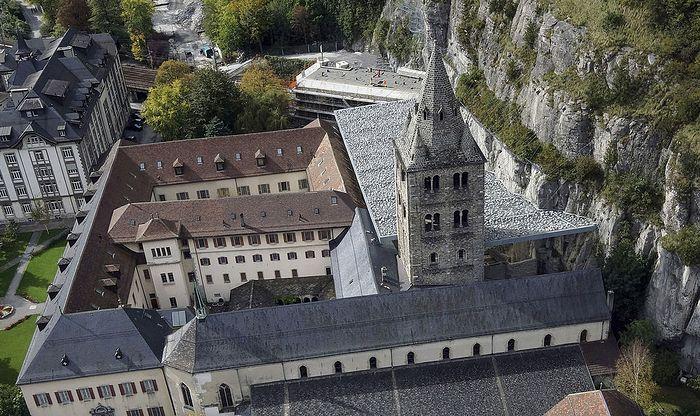 Photo: www.abbaye-stmaurice.ch