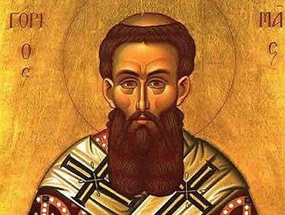 Синаксарь в неделю вторую Великого поста. Святителя Григория Паламы, архиепископа Фессалонитского