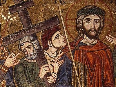 Нам дано страдание за Христа