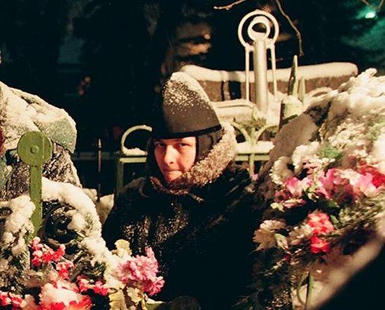 Монахиня Феофания на обретении мощей блаженной Матроны