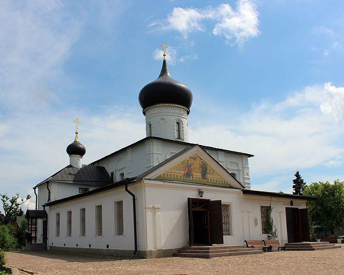 Старая Русса. Церковь Георгия Победоносца. Фото: sobory.ru