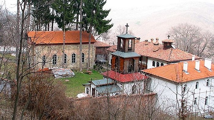 Коколянский монастырь