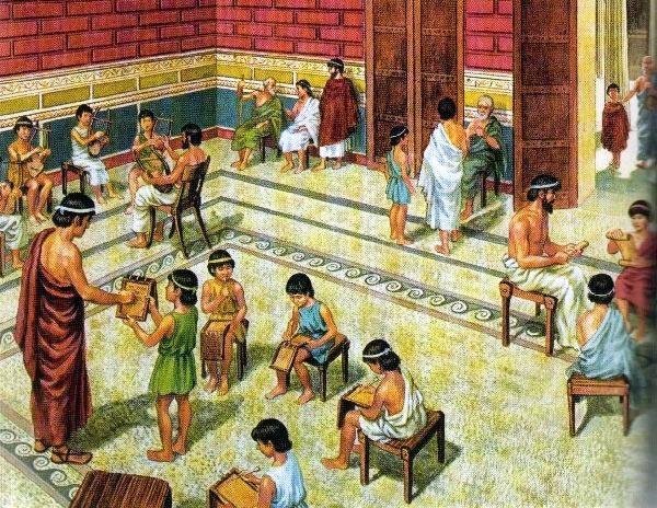 Класс в Древнем Риме