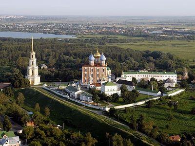Рязанский кремль останется открыт для посещения туристами после передачи памятника Церкви