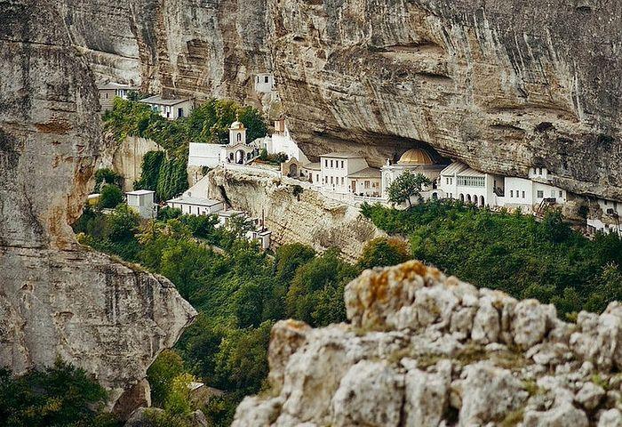 Инкерманский монастырь, фото: stavropol-eparhia.ru