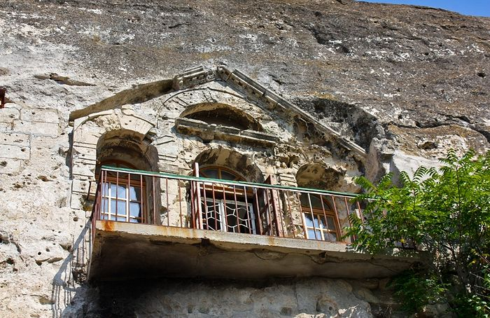 Инкерманский монастырь, фото: pulsev.com.ua