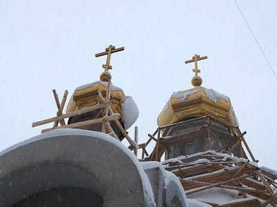 В текущем году в Москве появится 21 новый православный храм