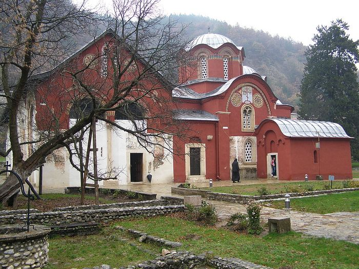 The Church complex of the Monastery of Peć. Photo: wikimedia.org