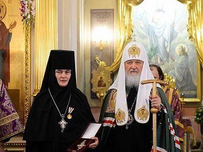 Слово после Литургии в Покровском монастыре в день 20-летия обретения честных мощей святой блаженной Матроны Московской