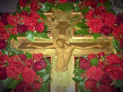 Грех делает нас распинателями Христа