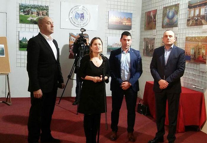 И. Сарајево - изложба слика. Фото: СРНА