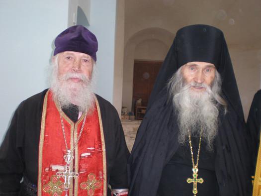Отец Леонтий и батюшка Илий