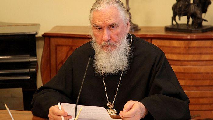 Митрополит Климент. Фото: patriarchia.ru