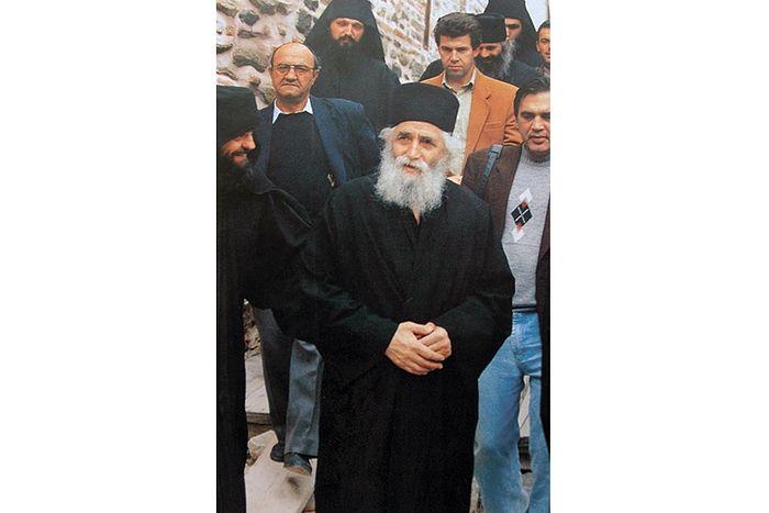 Святой Паисий Святогорец