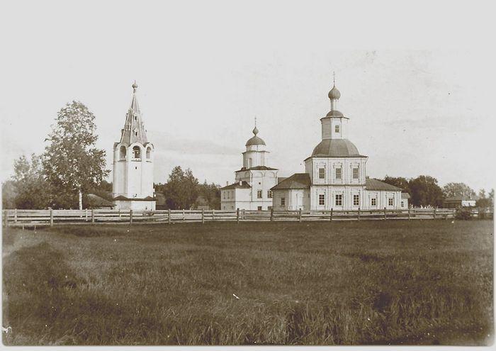 Владимирский храм в Вологде до гонений