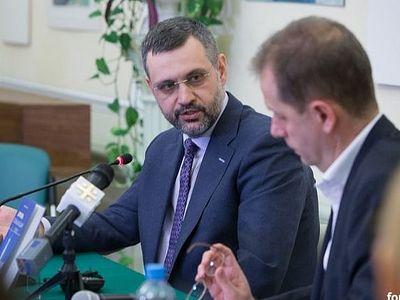 Владимир Легойда представил свою книгу «Церковь, возвышающая голос»
