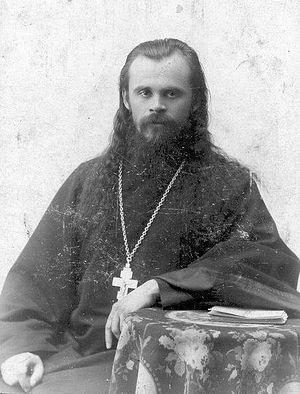 Будущий епископ Николай (Караулов)