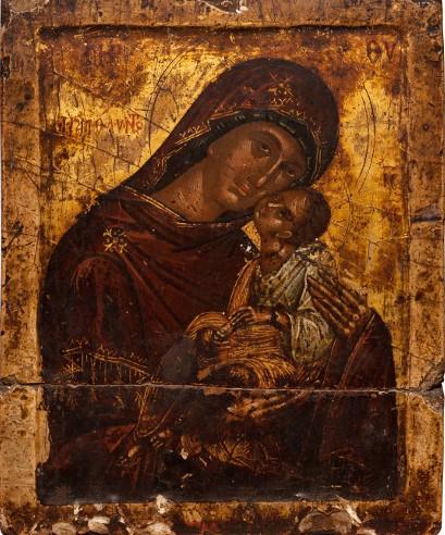 В музее имени Андрея Рублева открывается выставка «Собрание Александра Дадиани. Иконы, художественное серебро»