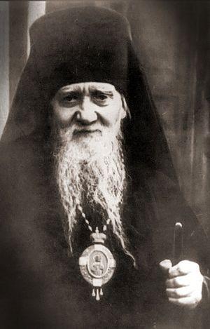 Holy Hieroconfessor Afanasy (Sakharov)