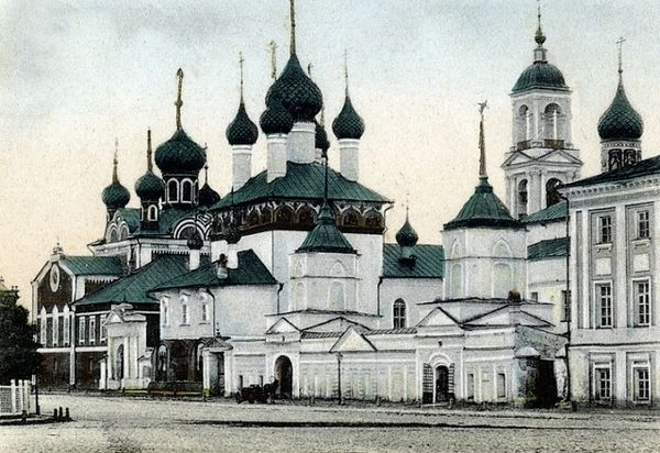 Sts. Cyril and Athanasius Monastery before the revolution. Photo: regnum.ru