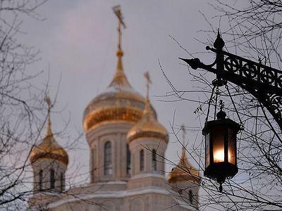 22 марта Литургия в Сретенском монастыре начнётся в 6:45