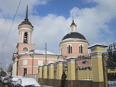 Храм Иверской иконы Божией Матери на Большой Ордынке передан Церкви