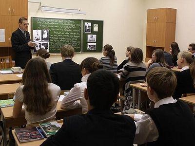 Общество русской словесности проведет в школах встречи писателей с детьми