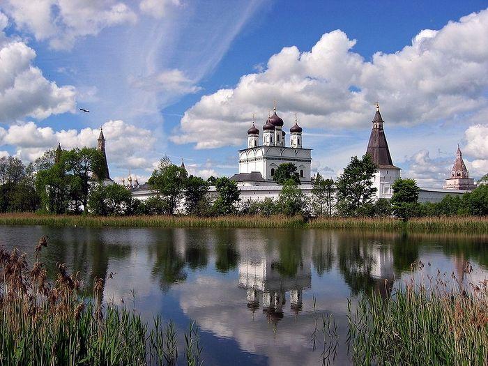Иосифо-Волоколамский Успенский монастырь