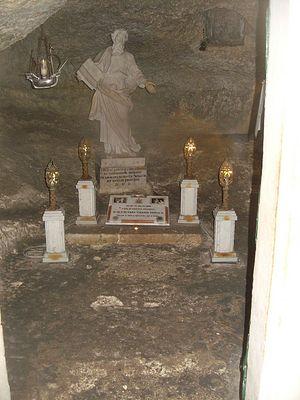 Пещера св. апостола Павла