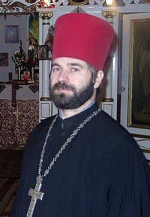 Протоиерей Димитрий Нецветаев