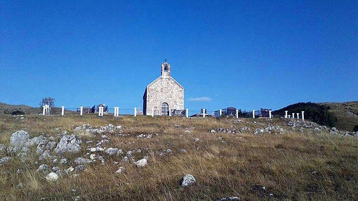 Обнова цркве Светог Георгија у селу Трса