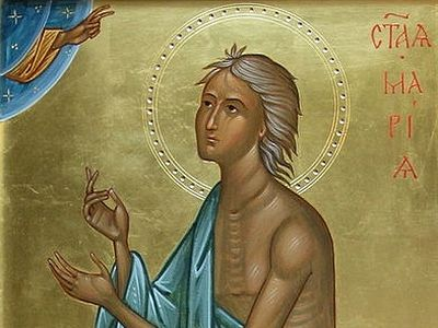 Всенощное бдение в Сретенском монастыре накануне Недели 5-й Великого поста