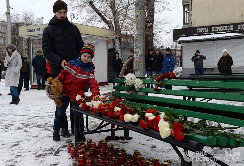 Патриарх Кирилл совершит панихиду по жертвам пожара в ТЦ в Кемерове