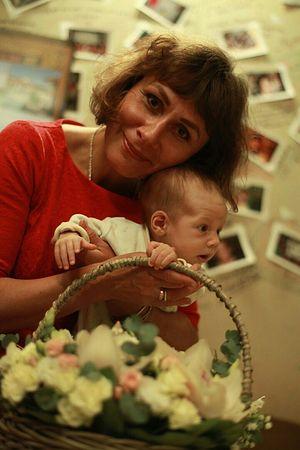 Матушка Лариса Провада
