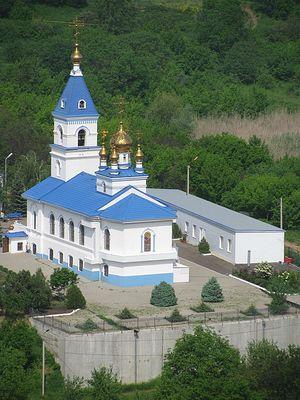 Иверский женский монастырь в городе Ростове-на-Дону