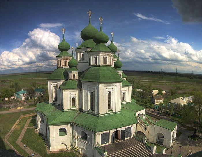 Свято-Донской мужской монастырь в Старочеркасске