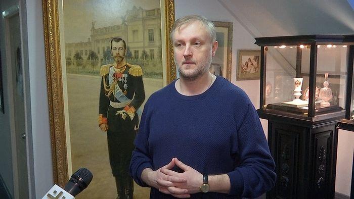 "Константин Капков. Фото: Телеканал ""Царьград"""