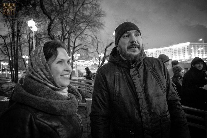 Дмитрий Билык на Киевском вокзале