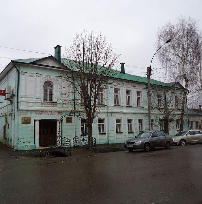 Дом купцов Фонталовых