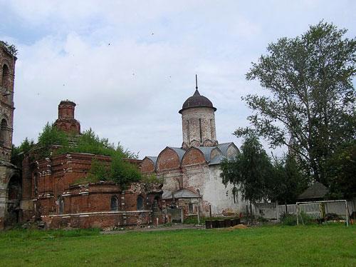 Николо-Пешношский мужской монастырь. Фото: Виталий / Соборы.Ru