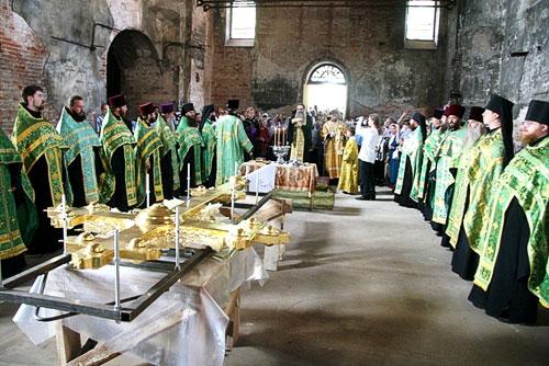 Николо-Пешношский мужской монастырь. Фото: peshnosha.ru