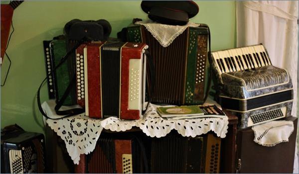 На фото: «Музыкальная гостиная».